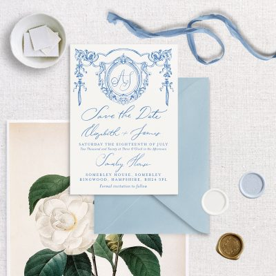 Save the Date - Matilde - Miss Modern Calligraphy