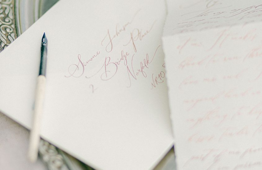 WHY I LOVE BEING A CALLIGRAPHER