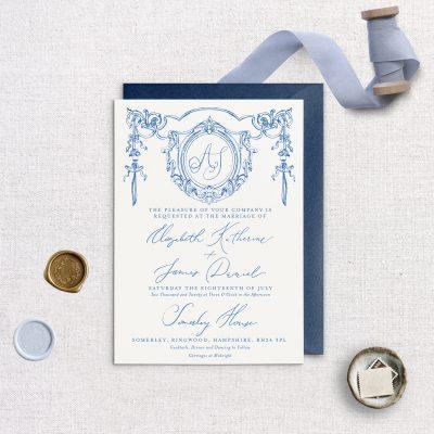 WEDDING INVITATION - MATILDE