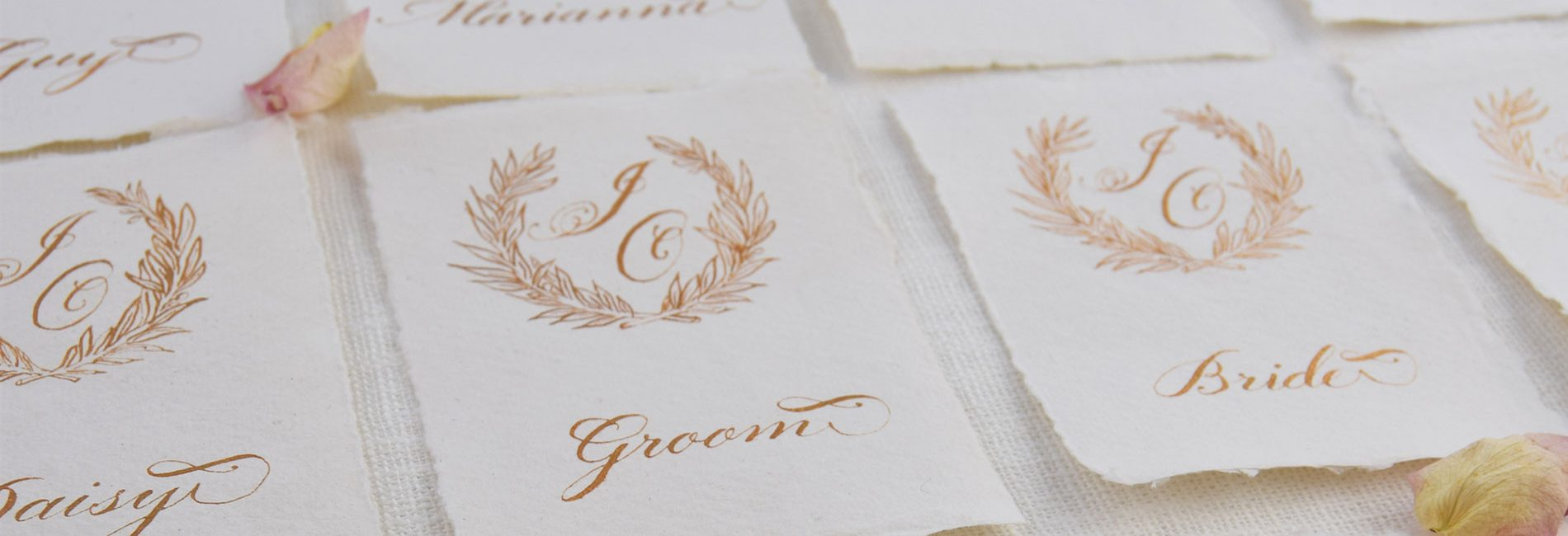 Modern Calligraphy Services - UK